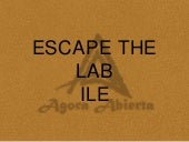Escape The Lab ILE