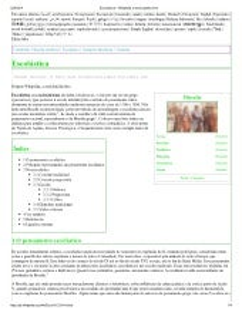 Escolástica – wikipédia, a enciclopédia livre