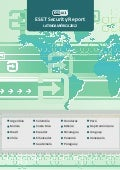 ESET Security Report  - LATINOAMÉRICA 2012