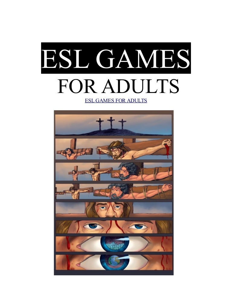 Games for learning english for adults