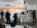 Espacio creativo por design thinking