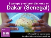 Espacios de Co-working en Dakar, Senegal