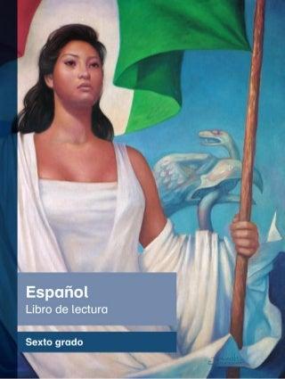 Español lectura 6to 2014 2015