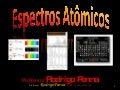 Espectros Atômicos - Conteúdo vinculado ao blog      http://fisicanoenem.blogspot.com/