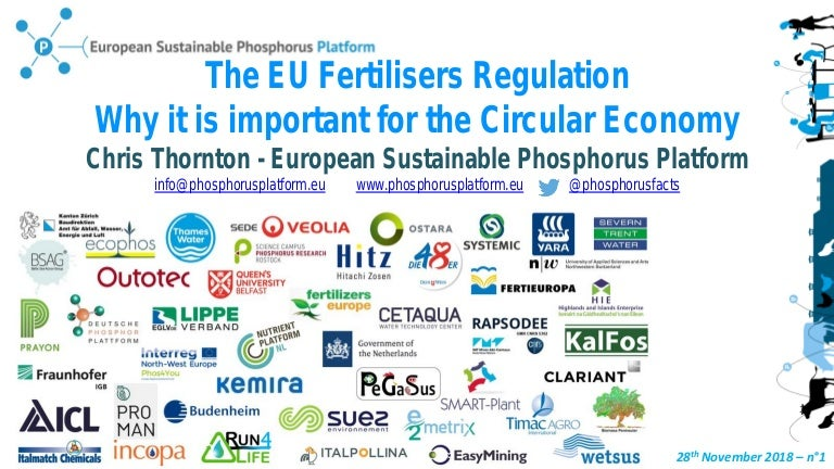 The EU Fertilisers Regulation: Why it is important for the