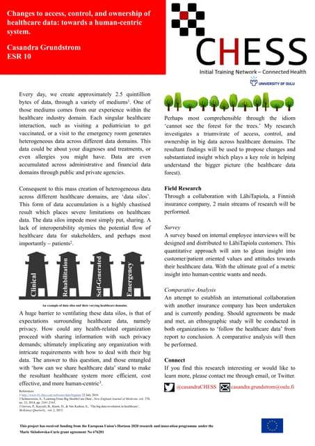ESR10 chess orientation poster   casandra grundstrom