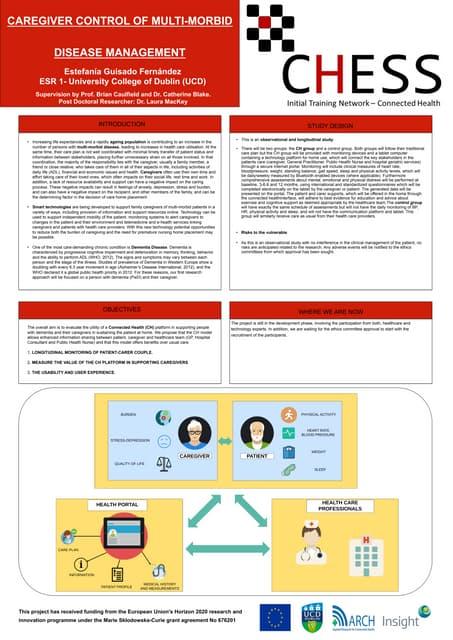 ESR1 CHESS orientation conference poster