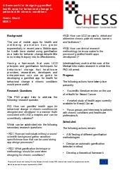 ESR3 CHESS  Orientation Conference Guido Giunti