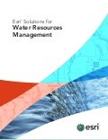 Esri Solutions for Water Resources Management