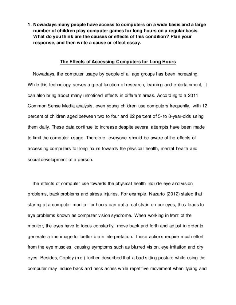 Science Essay Ideas Computer Essays How To Write An Essay On A Teacher Essays Pension  Modest Proposal Essay Ideas also How To Write An Essay High School Essay Computer  Romefontanacountryinncom English Essay About Environment