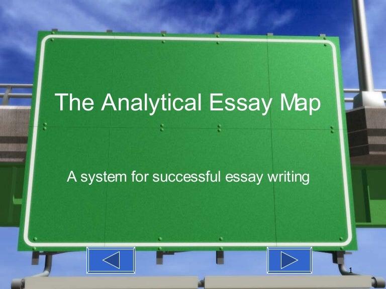 essay map