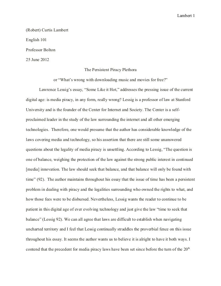 essay text analysis revised final draft