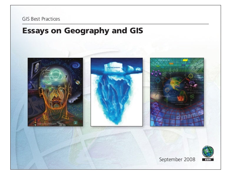 essays on geography gis