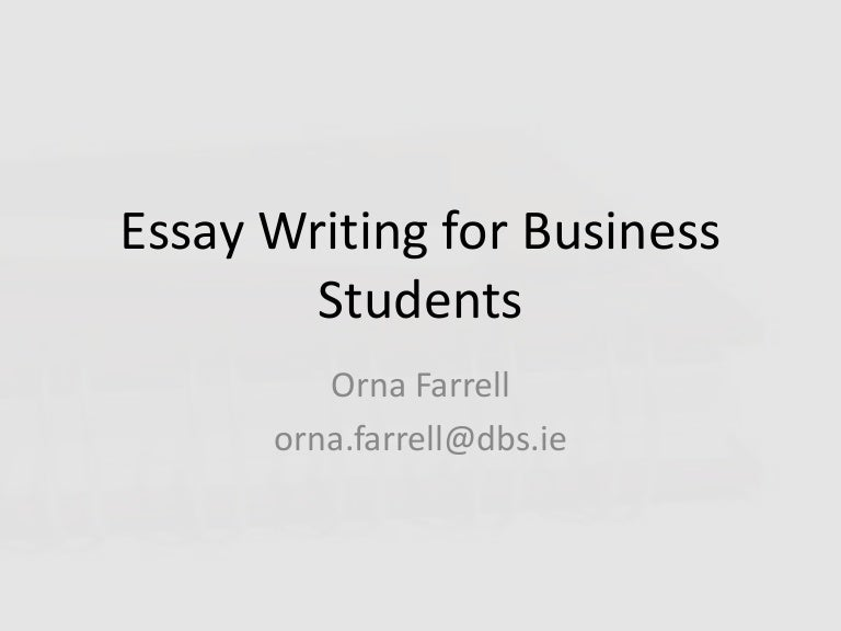 Good Proposal Essay Topics  Essay For Students Of High School also Frankenstein Essay Thesis Essay Writing Business  Federalism Essay Paper