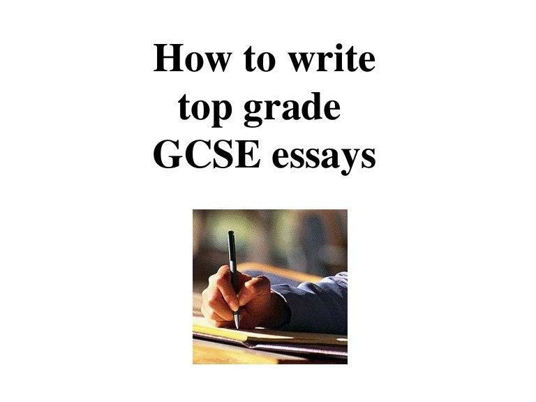essay writing gcse holmes