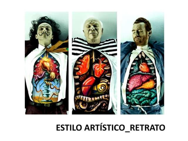 estilo artístico_retrato