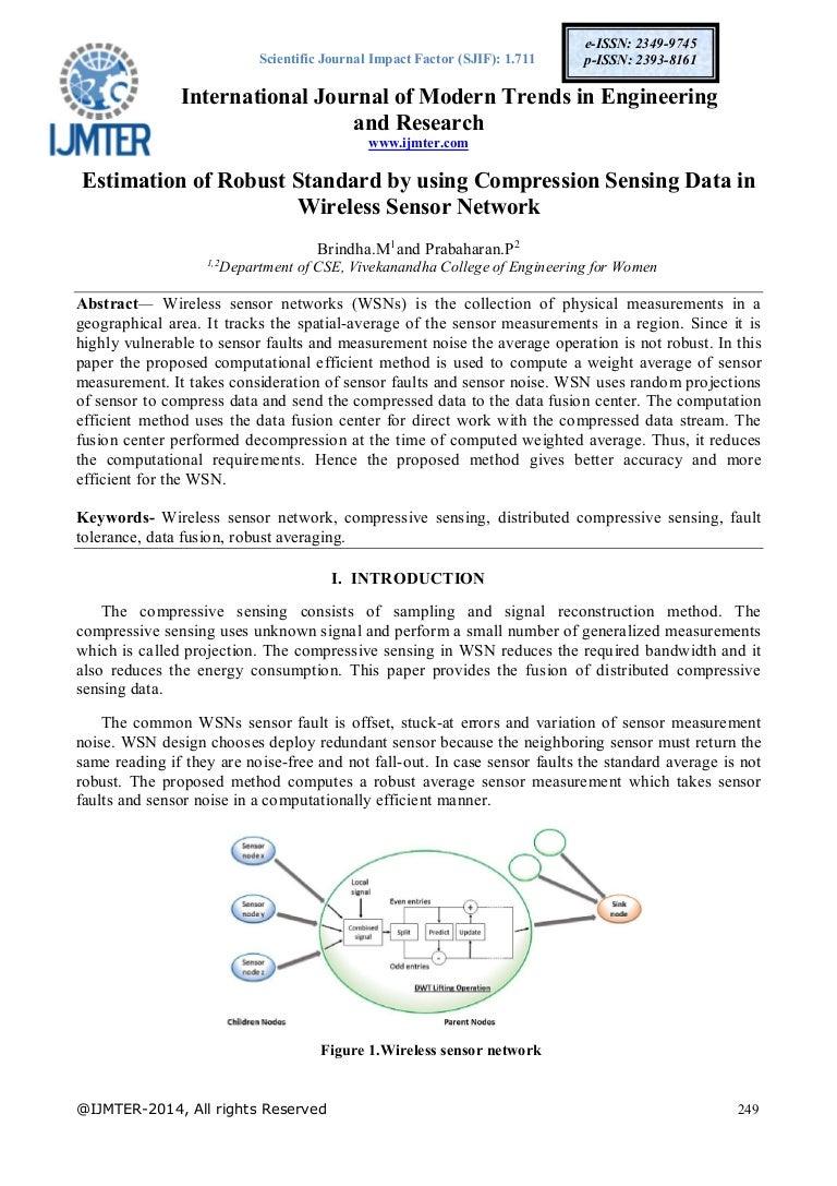 Compressive Sensing for Wireless Networks
