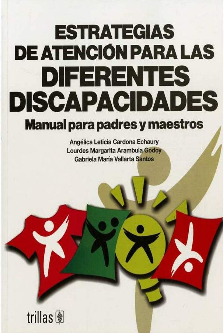 Estrategias de atencion para las diferentes discapacidades manual par…