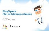 Estratègies de marketing on line per mercats exteriors - PlaySpace