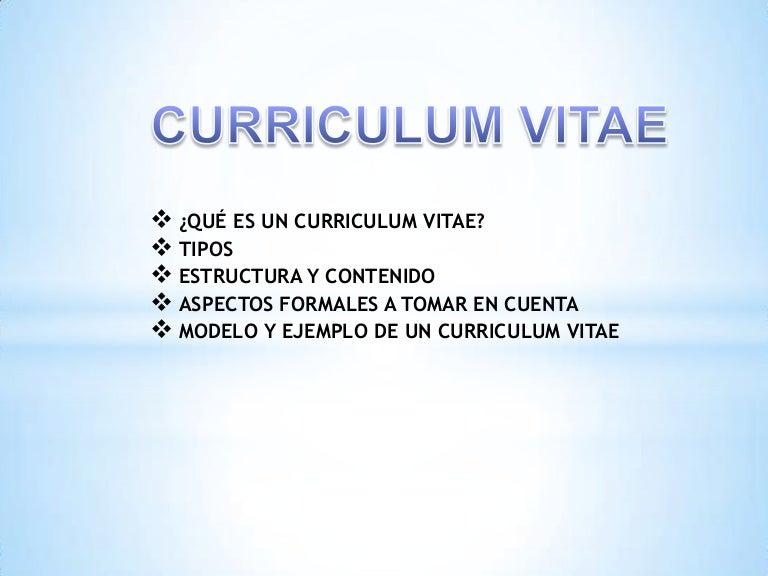 estructuracurriculumvitae-110804132910-phpapp01-thumbnail-4 Que Poner En Un Curriculum Vitae on ejemplos de, formato de, resume or, high school, what is,