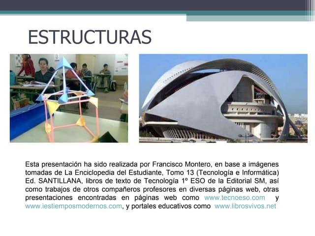 Estructuras 2ºESO