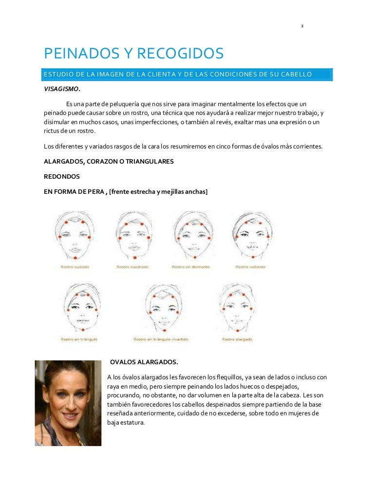 Estudio De La Imagen De La Clienta Y De Las Condiciones De Su Cabello