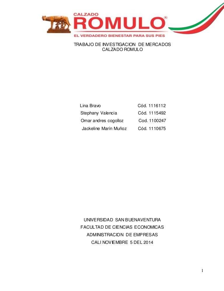 874b4a9d Calzado ROMULO