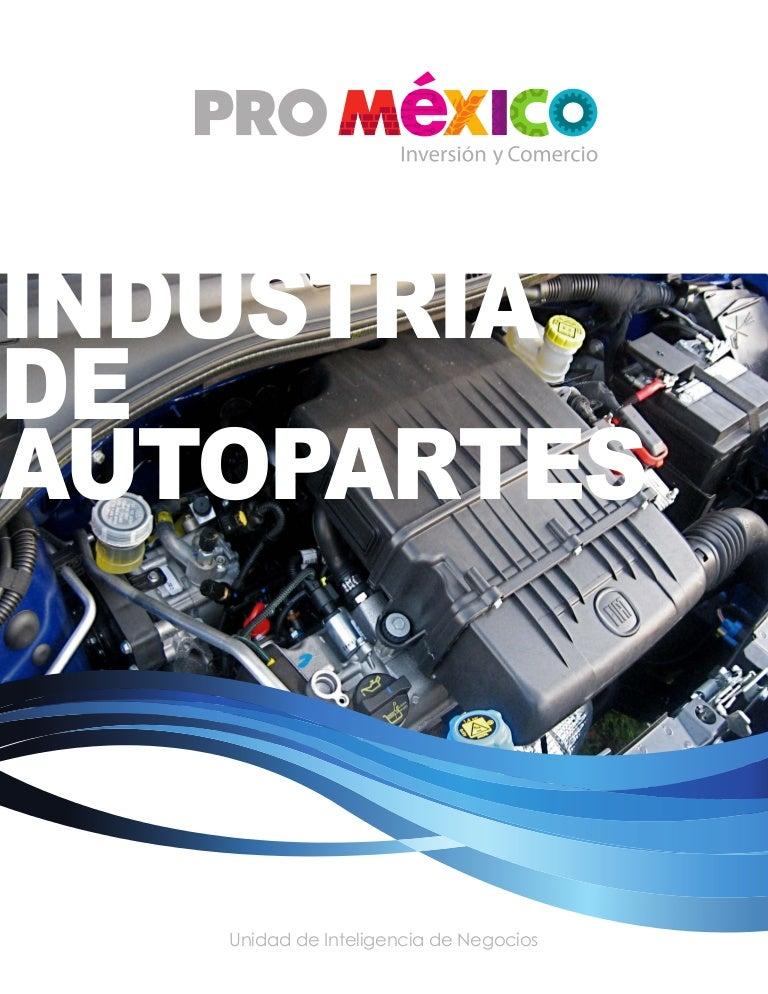 Estudio sector automotriz 2012 on