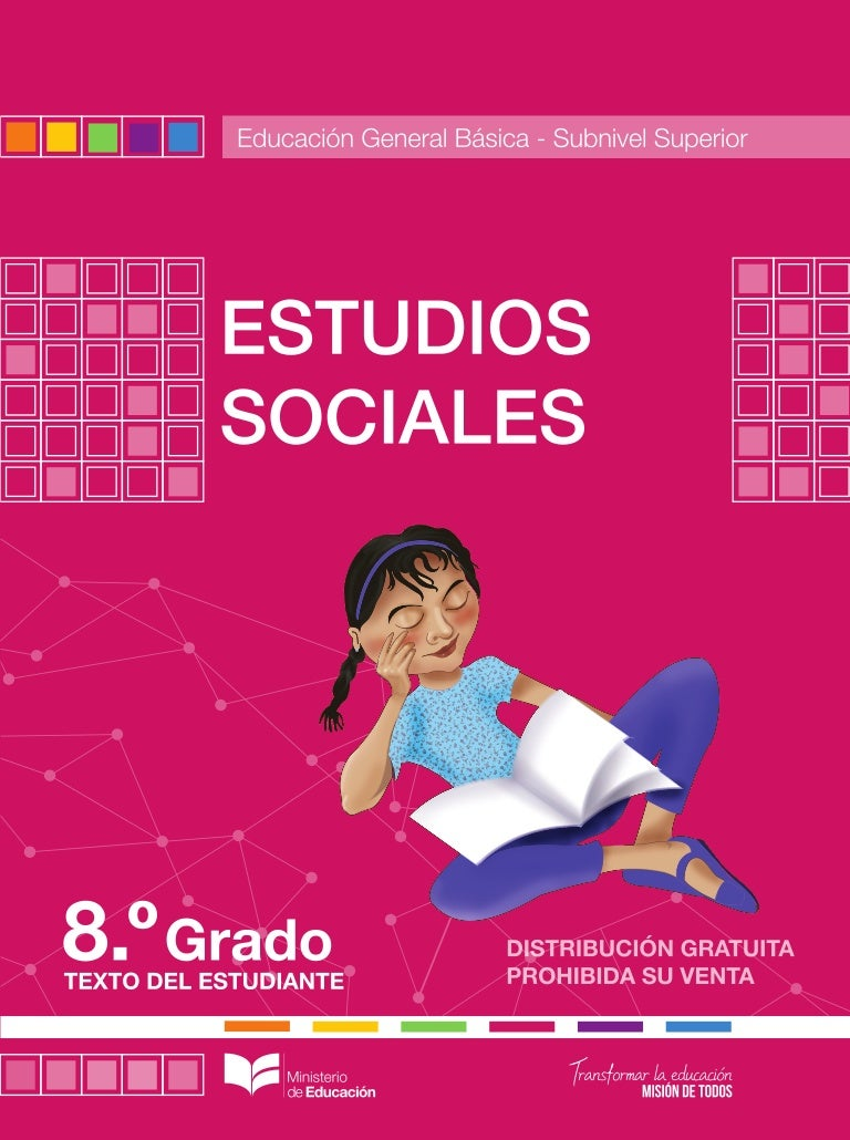 Estudios sociales 8