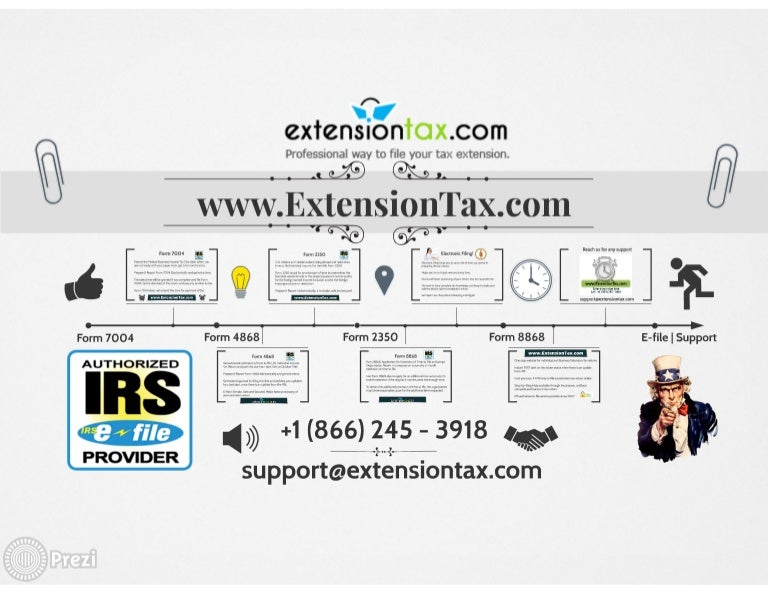 Extensiontax Push Your Due Date And Get Extra Time To File