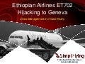 Ethiopian Airlines Hijack to Geneva - Social Media Crisis Management Case Study #ET702