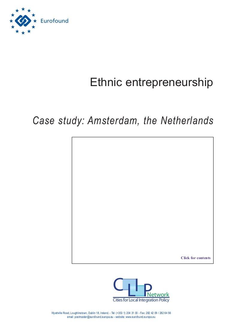 630913b204f4 Ethnic entrepreneurship case study- amsterdam