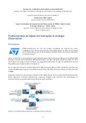 Evaluation de la gestion de l'innovation de ST Microelectronics entre 2001 et 2010