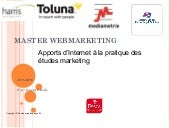 Etudes marketing par internet