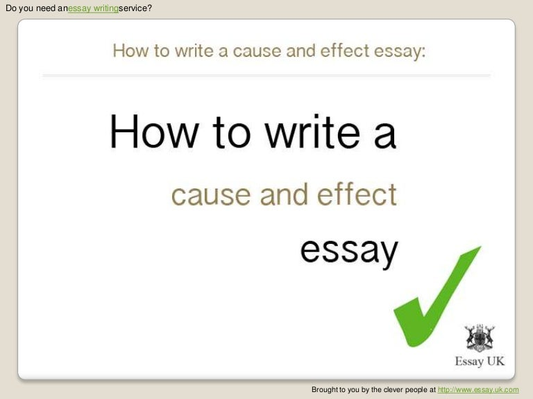 good ideas for cause and effect essay write cause effect essay  teacher assistant job description resume resume cover letter cause and effects of smoking cigarettes essay essay