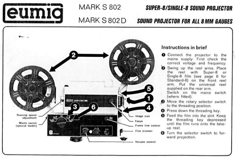 Eumig mark s802_manual super 8