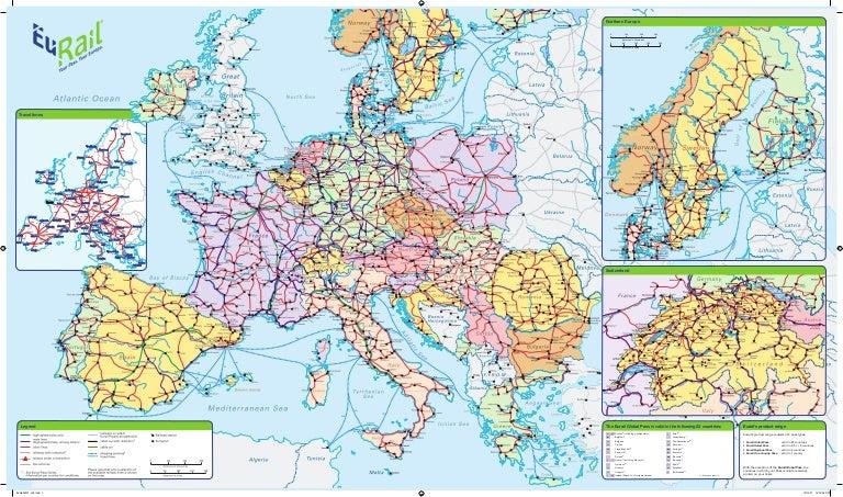 Eurail railway map 2012 gumiabroncs Gallery