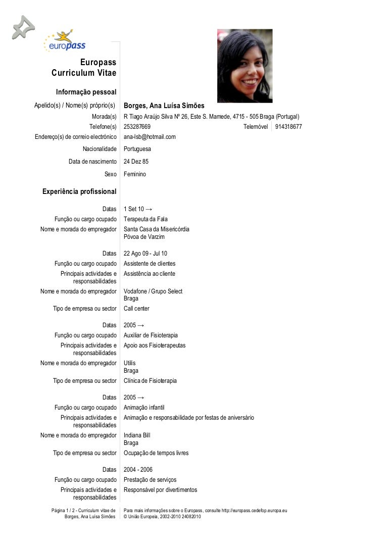 Cv europass cv europass cv europass romana cv europass format cv eu cv online is available in the three working languages of the european commission english french cv europass yelopaper Images