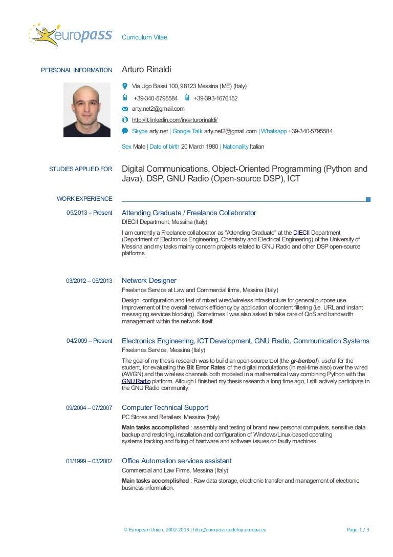 academic resume samples european format pdf vosvete model sample resume filetype pdf cipanewsletter academic - European Design Engineer Sample Resume