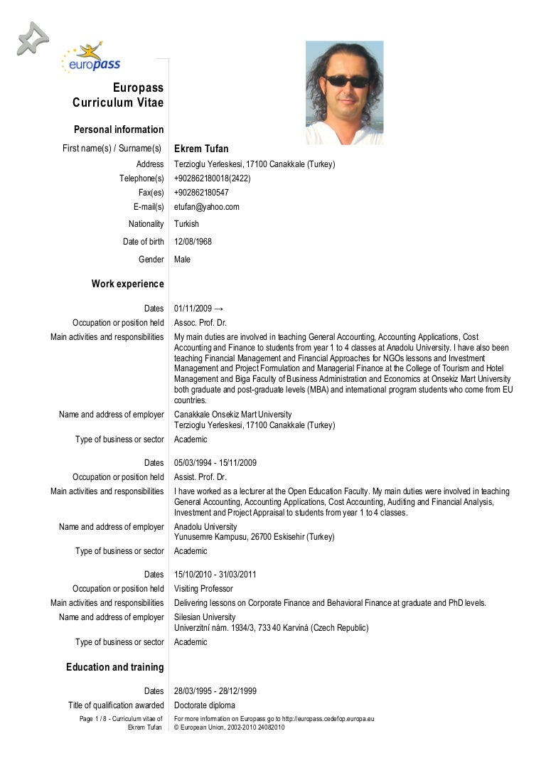 CV ONLINE GRATIS ROMANA