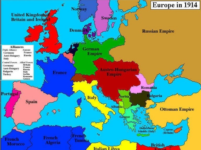 europe 1914 map quiz Europe Maps 1914