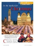 European Christmas Markets Feature The Travel & Leisure Magazine November 09