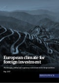 European climate on foreign investment