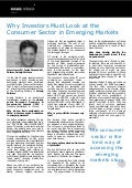 Why Investors Must Look at the Consumer Sector in Emerging Markets