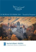 European tourism 2016 trends and prospects q3