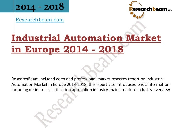 Europe Industrial Automation Market Size Analysis Share Research Contribute to lovac42/hoochiemama development by creating an account on github. europe industrial automation market