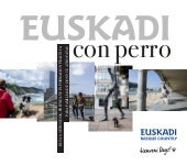 Euskadi con perro. Euskadi Basque Country