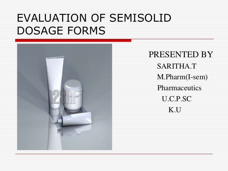 clonazepam dosage forms ppt presentation