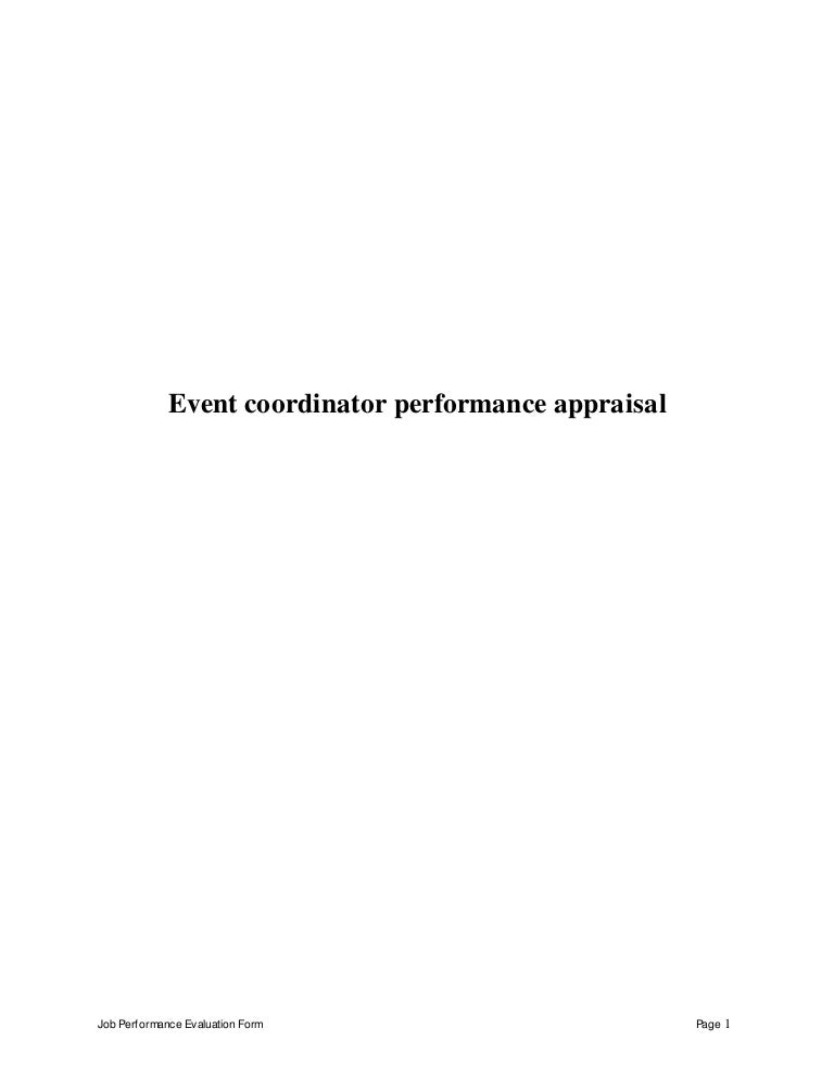 Event Planner Job Description | Event Planner Templateevent