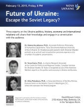 Future of Ukraine Panel